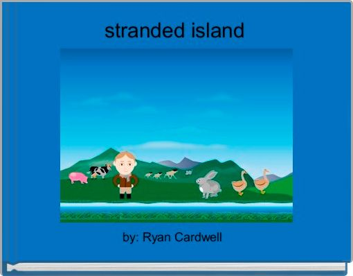 stranded island