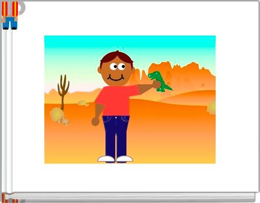 MY PET LIZARD