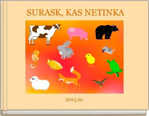 SURASK, KAS NETINKA