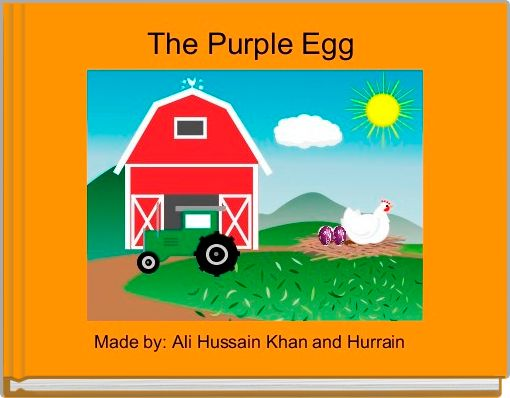 The Purple Egg