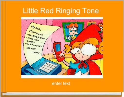 Little Red Ringing Tone