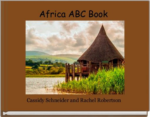 Africa ABC Book