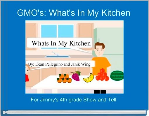 GMO's: What's In My Kitchen
