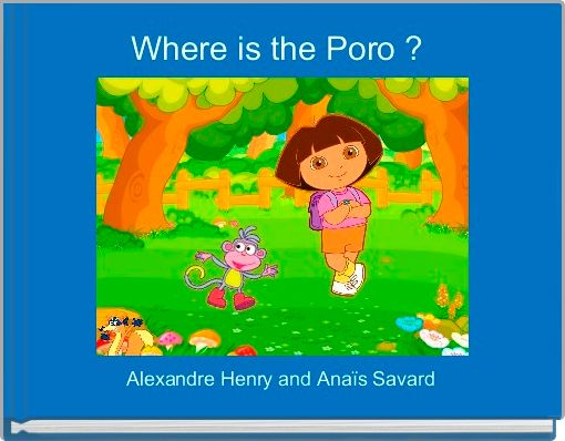 Where is the Poro ?