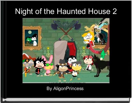 Night of the Haunted House 2