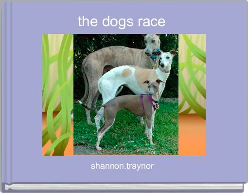 the dogs race