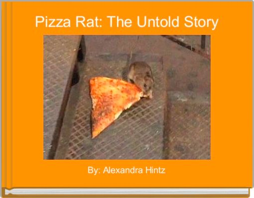 Pizza Rat: The Untold Story