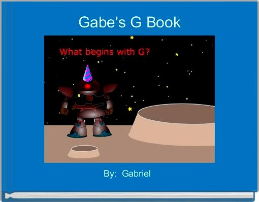 Gabe's G Book