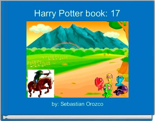 Harry Potter book: 17