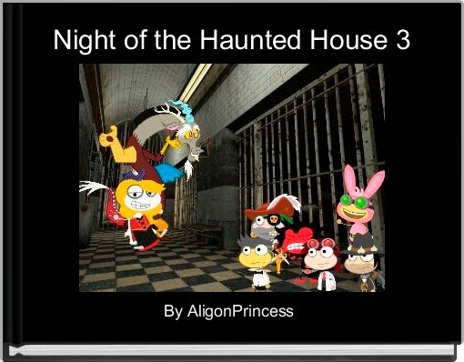 Night of the Haunted House 3
