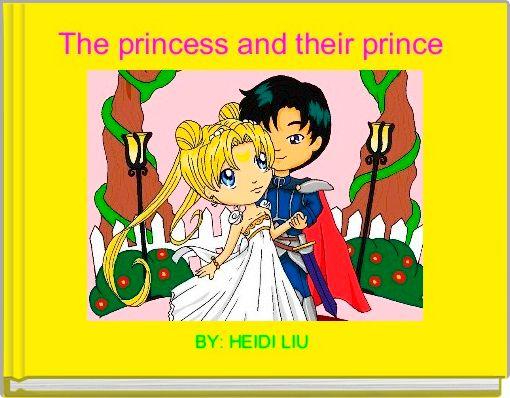 The princess and their prince
