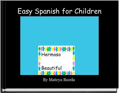 Easy Spanish for Children