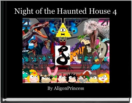 Night of the Haunted House 4