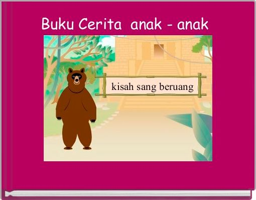 Buku Cerita  anak - anak