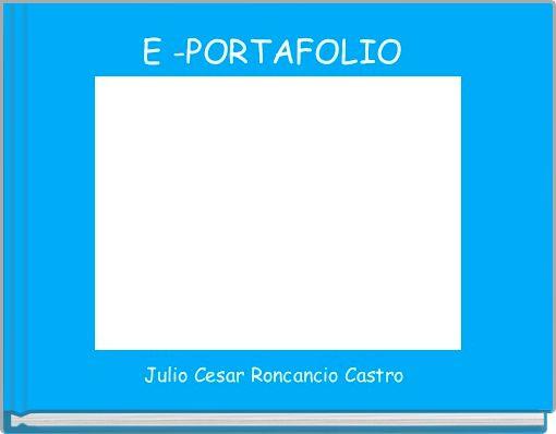E -PORTAFOLIO