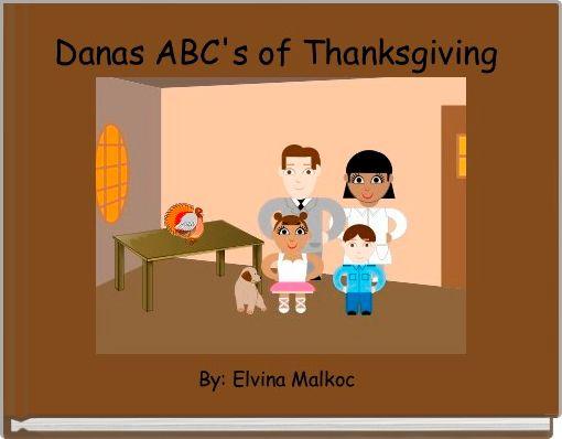 Danas ABC's of Thanksgiving