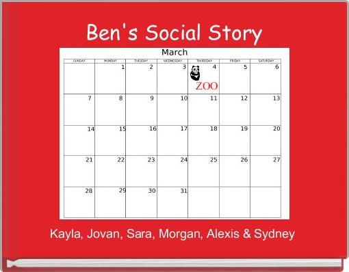 Ben's Social Story