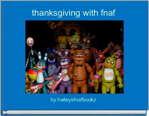 thanksgiving with fnaf