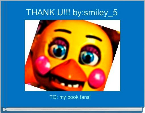 THANK U!!! by:smiley_5