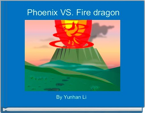 Phoenix VS. Fire dragon