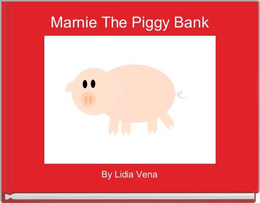 Marnie The Piggy Bank