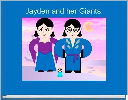Jayden and her Giants.