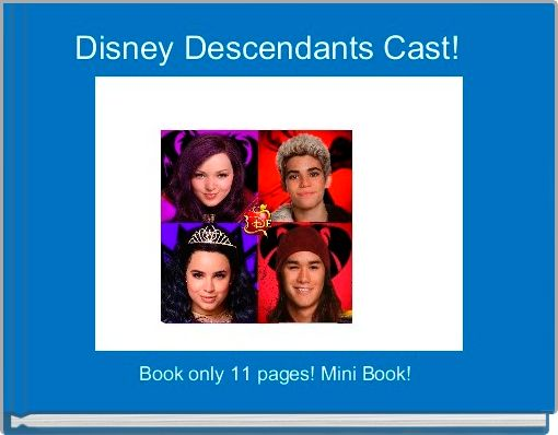 Disney Descendants Cast!