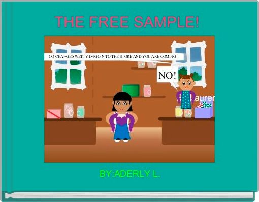 THE FREE SAMPLE!