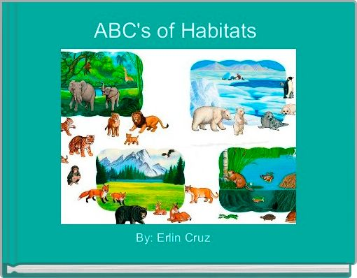 ABC's of Habitats