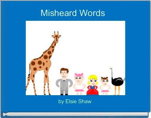 Misheard Words