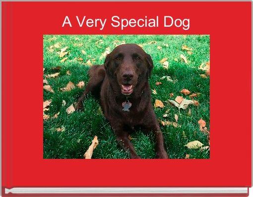 A Very Special Dog