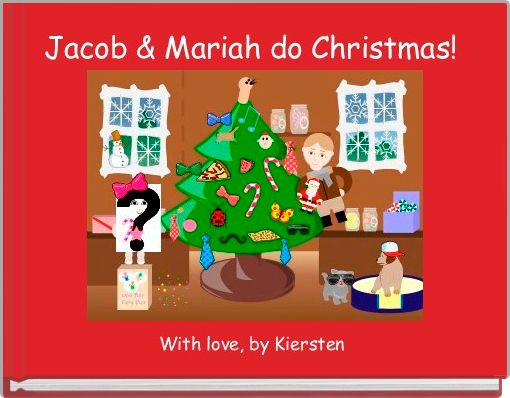 Jacob & Mariah do Christmas!