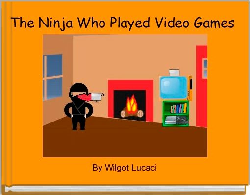 The Ninja Who Played Video Games