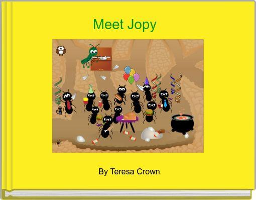 A boy called Jopy