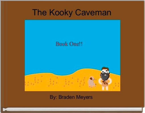 The Kooky Caveman