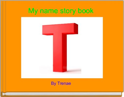 My name story book