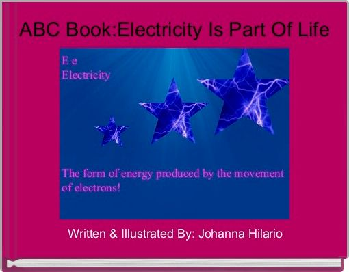 ABC Book:Electricity Is Part Of Life