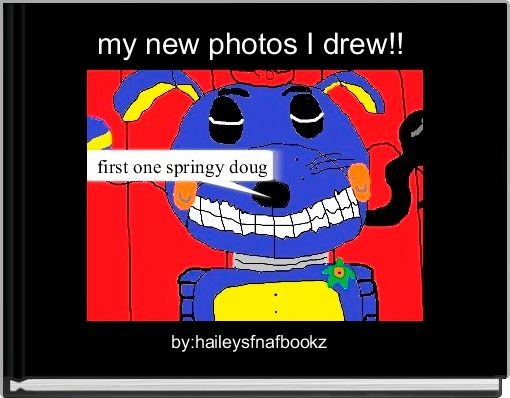 my new photos I drew!!