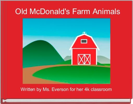 Old McDonald's Farm Animals