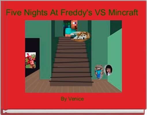 Five Nights At Freddy's VS Mincraft