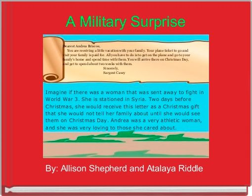 A Military Surprise