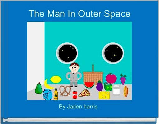 The Man In Outer Space