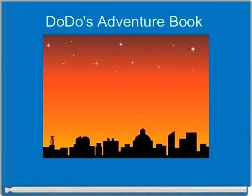 DoDo's Adventure Book