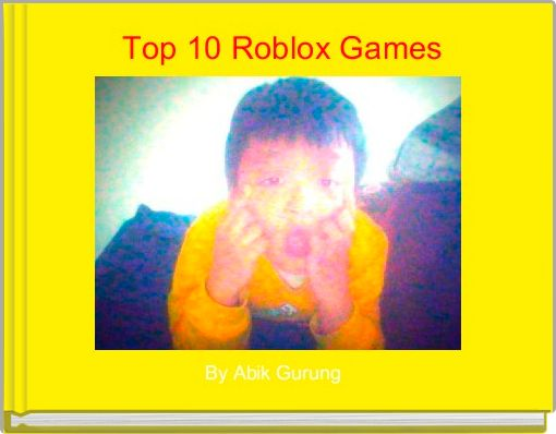 Top 10 Roblox Games