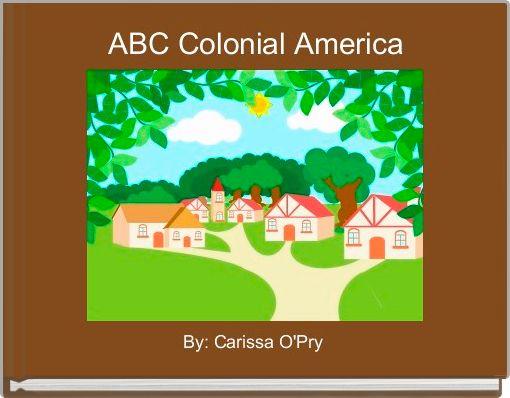 ABC Colonial America