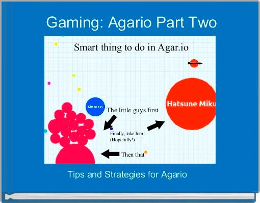 Gaming: Agario Part Two
