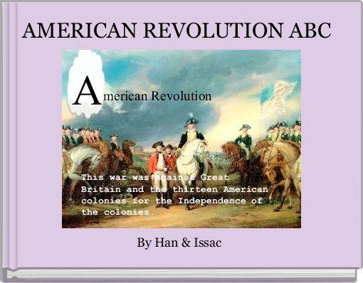AMERICAN REVOLUTION ABC