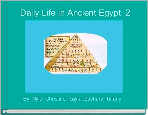 Daily Life in Ancient Egypt  2