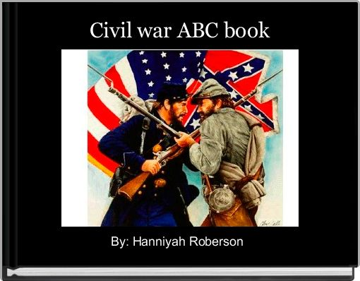 Civil war ABC book