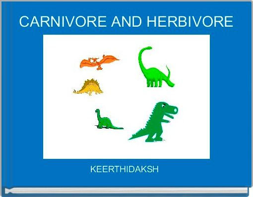 CARNIVORE AND HERBIVORE